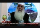 Ramazan Ayı Hakkında Soru cevap- Şeyh Ebu Said Hoca
